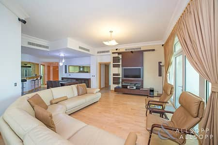 3 Bedroom Apartment for Sale in Palm Jumeirah, Dubai - 3 Bed | New Listing | Furnished | Upgraded