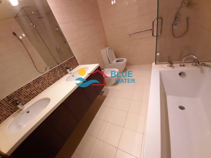 16 Duplex Fully Sea View 2 BR Nation Tower( 0% Fee)