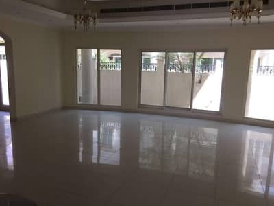 5 Bedroom Villa for Rent in Al Barsha, Dubai - Huge Stylish 5bhk villa all suits with maid room store  165k