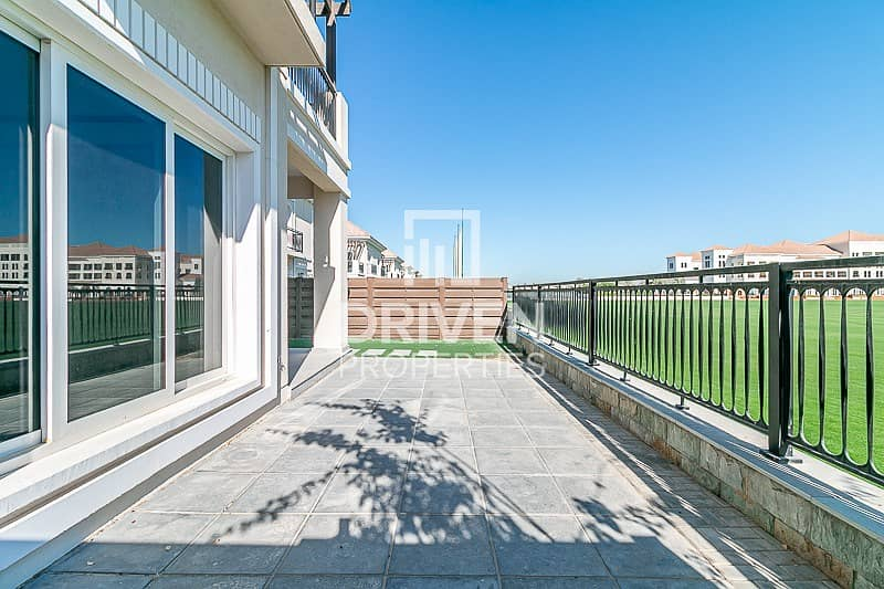 4 Bed plus Maids in 4 Cheques|Polo Views