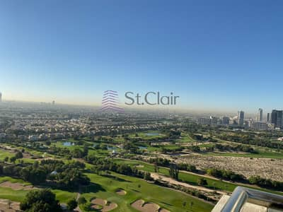 2 Bedroom Flat for Rent in The Views, Dubai - Amazing 2bedroom apartment with full golf view at the Views