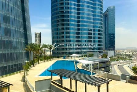 2 Bedroom Flat for Sale in Al Reem Island, Abu Dhabi - Smart And Secure Unit In A Sensational Setting