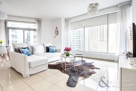1 Bedroom Flat for Sale in Dubai Marina, Dubai - Best Layout | Vacant | Full Marina View