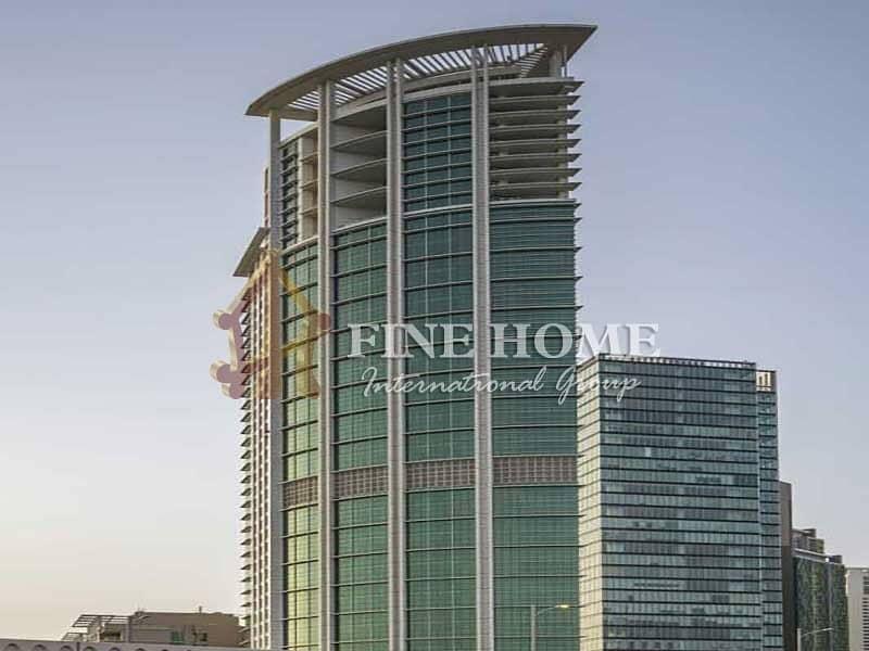 SEA VIEW / 2 BR. Apartment in RAK Tower