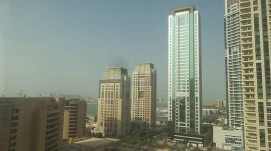 فلیٹ 2 غرفة نوم للبيع في دبي مارينا، دبي - Side View