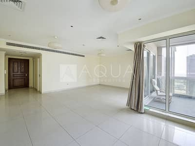 2 Bedroom Apartment for Sale in Jumeirah Lake Towers (JLT), Dubai - HUGE 2 BEDROOM PLUS MAIDS -PRIME LOCATION -VACANT