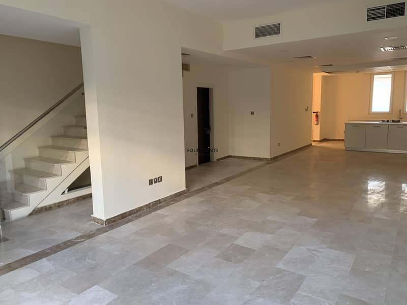 Indigo Ville 7 4BR+M TH in Jumeirah Village Circle Available For Rent