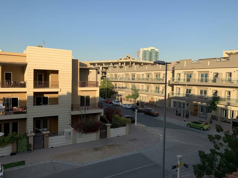 19 Indigo Ville 7 4BR+M TH in Jumeirah Village Circle Available For Rent