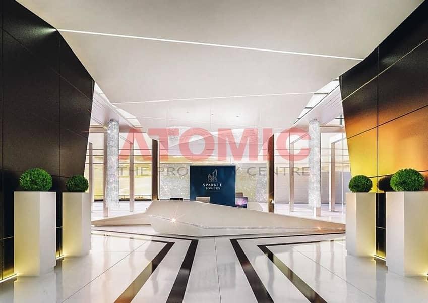 Brand new 1 Bedroom |2 Balcony | |Sparkle Towers