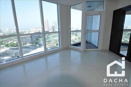 3 Bedroom Apartment for Rent in Dubai Marina, Dubai - 01 unit / 23 Marina / 2 parking's / Partial sea view