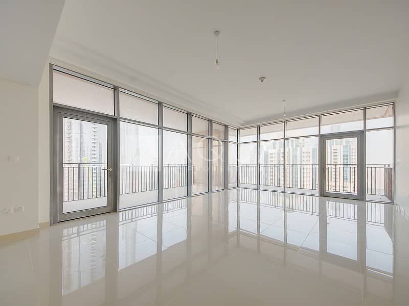 2 Best Layout | Fantastic Burj Views | Maids Room