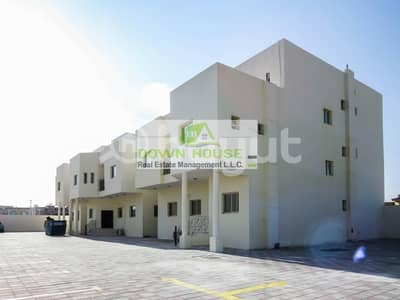 Amazing New Studio in Khalifa City A