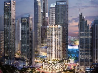 BURJ CROWN | 80/20 2YRS POST HANDOVER PAYMENT PLAN