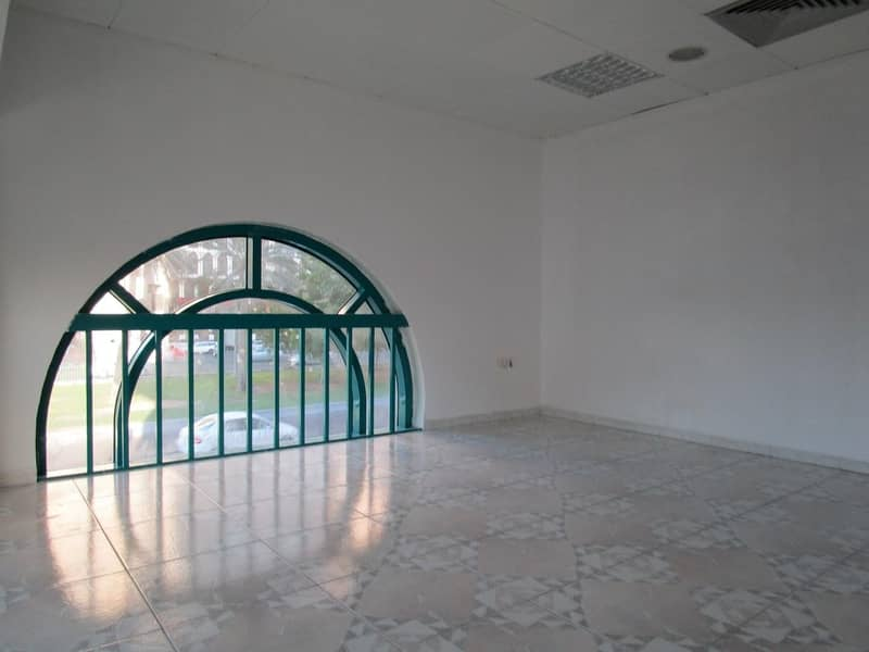 2 Nice Fit-out Office in Airport Road Opposite to KFC