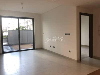 1 Bedroom Flat for Rent in Mohammad Bin Rashid City, Dubai - Brand New 1 Br Garden Apt