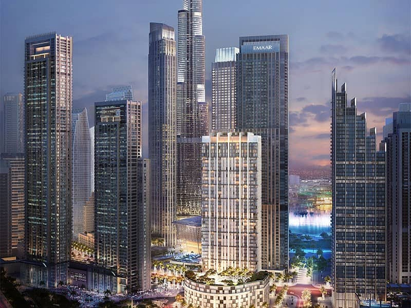 17 Newly Launched | Burj Crown in Downtown Dubai