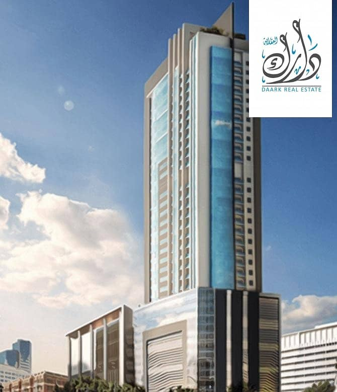 2 Own your 2 BR in Sharjah With Monthly installments