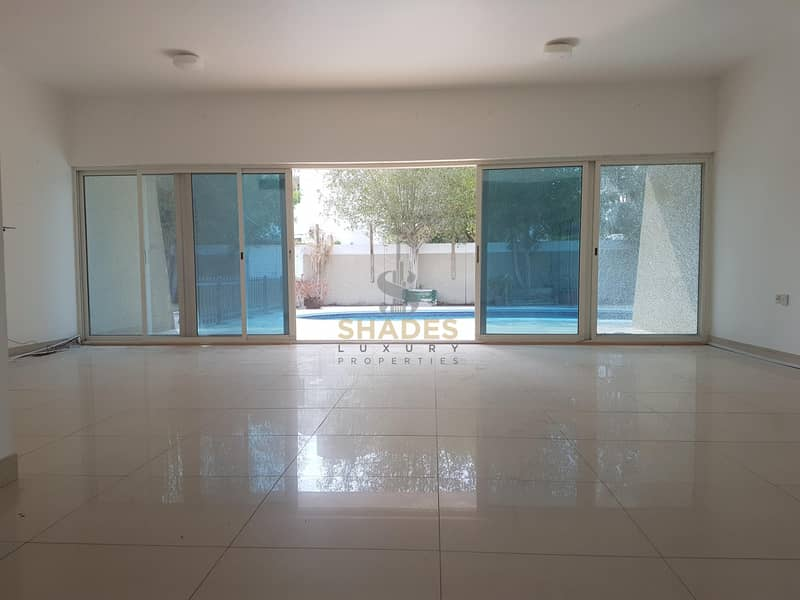 Beautiful villa 3 Bedroom in Al Badaa For Rent