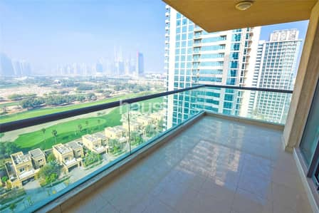 2 Bedroom Flat for Sale in The Views, Dubai - Rented | Rare 2 + Study Layout | 1