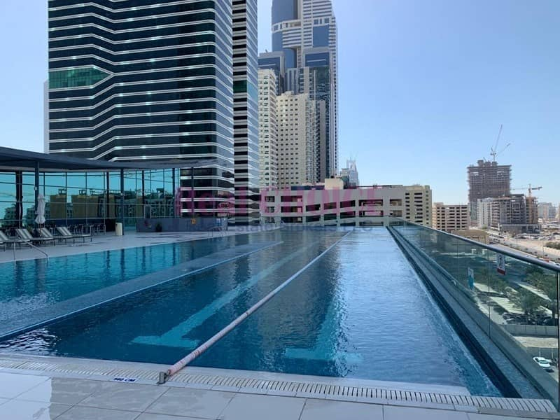 16 4 Chqs Top Quality 1 Bedroom on Sheikh Zayed Road