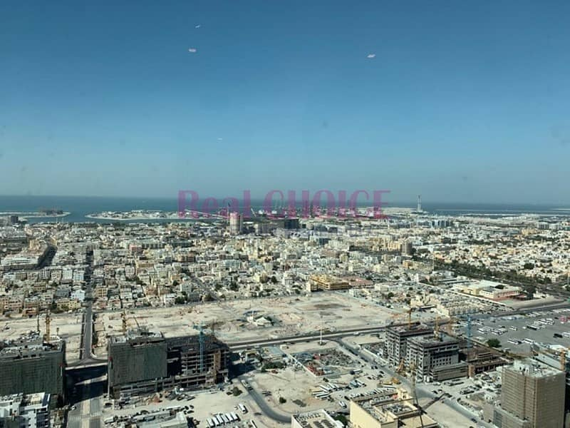 2 Chiller Free Sea View Apartment|Sheikh Zayed Road