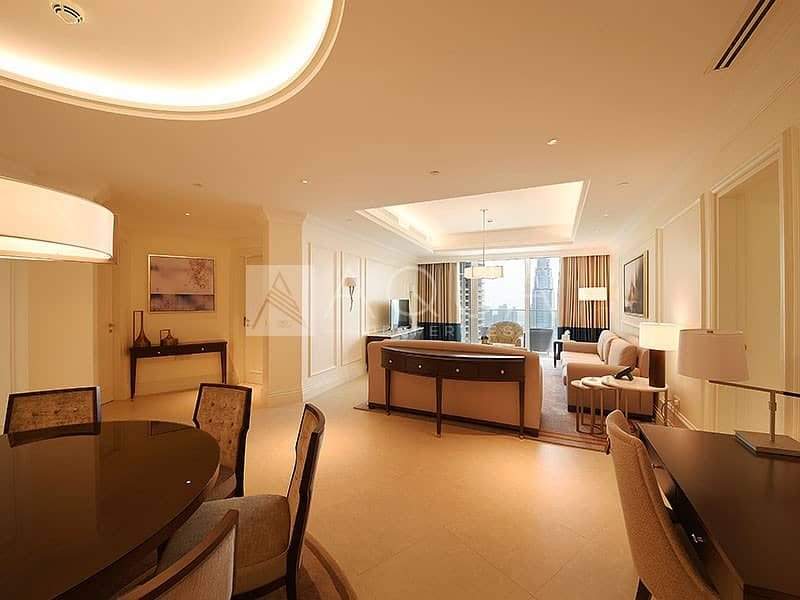 2 Luxurious | 2 Beds | Furnished Apartment