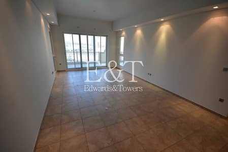 3 Bedroom Apartment for Rent in Palm Jumeirah, Dubai - Low Floor |Large Extended Balcony| Unfurnished