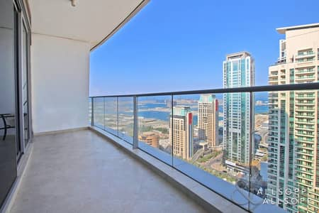 1 Bedroom Apartment for Sale in Dubai Marina, Dubai - 1 Bed Plus Study | Full Sea Views | Vacant