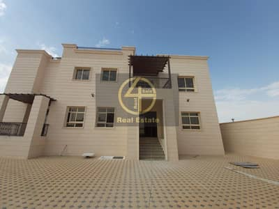 10 Bedroom Villa for Rent in Al Shamkha South, Abu Dhabi - Standing alone 10 BR Maids with Driver Room