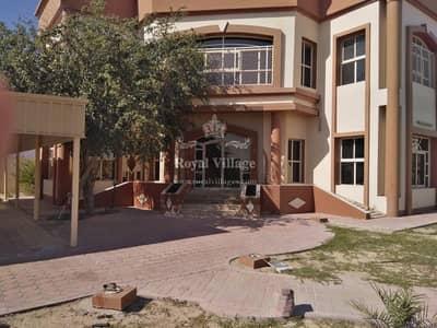 فیلا 4 غرف نوم للايجار في الورقاء، دبي - Double story 4 Bed Room Villa