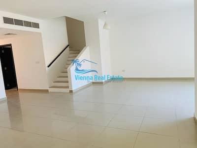 فیلا 5 غرف نوم للايجار في الريف، أبوظبي - RENT 5 Bedroom SR Villa Al Reef Village!
