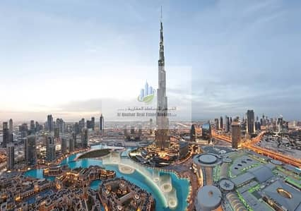 1 Bedroom Apartment for Sale in Downtown Dubai, Dubai - Own the cheapest unit in the last tower facing Burj Khalifa