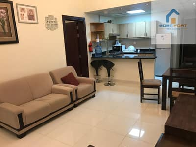1 Bedroom Apartment for Rent in Dubai Sports City, Dubai - Spacious one bedroom furnished apartment