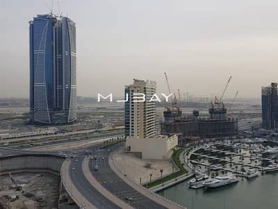 Studio for Rent in Business Bay, Dubai - Canal View | High Floor | Ready to move in