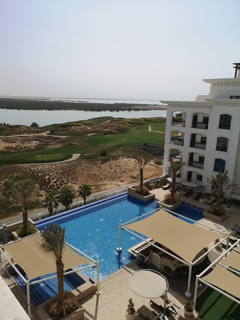 شقة في أنسام جزيرة ياس 2 غرف 155000 درهم - 4458650