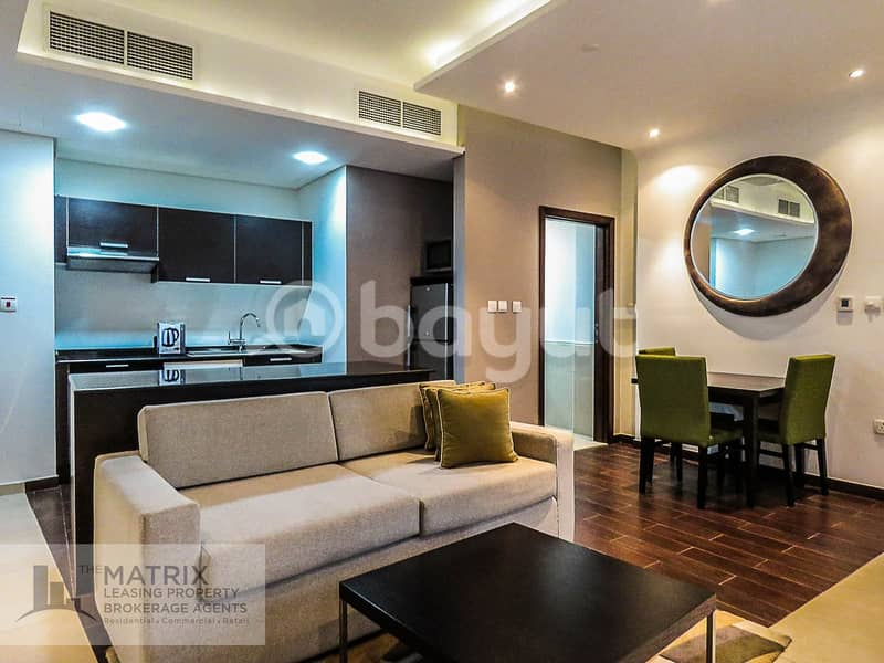 FRESH 1 BED - BEST QUALITY - THE MATRIX TOWER