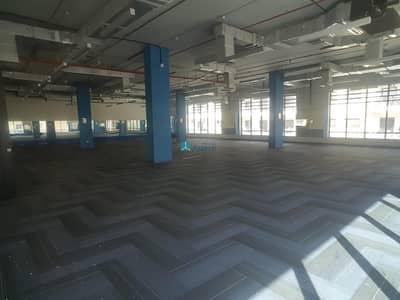 طابق تجاري  للايجار في رأس الخور، دبي - Full Floor|Fully Fitted|Only for Gym| Ras Al Khor