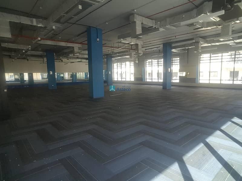 Full Floor|Fully Fitted|Only for Gym| Ras Al Khor