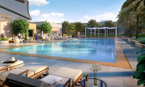 4 Bedroom Townhouse for Sale in Town Square, Dubai - Brand New Naseem Townhouse   Family Gated Community @ Town Square