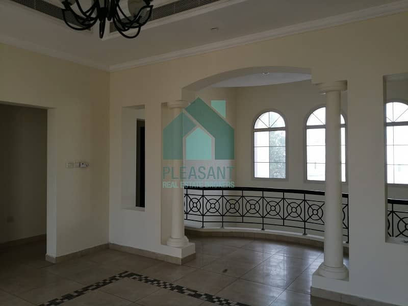 2 6 Br + Maids | Villa | Well Maintained | Al Safa 1