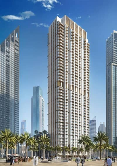 1 Bedroom Flat for Sale in Downtown Dubai, Dubai - 50% Post Handover | 2% DLD Wavier | Burj Crown Downtown
