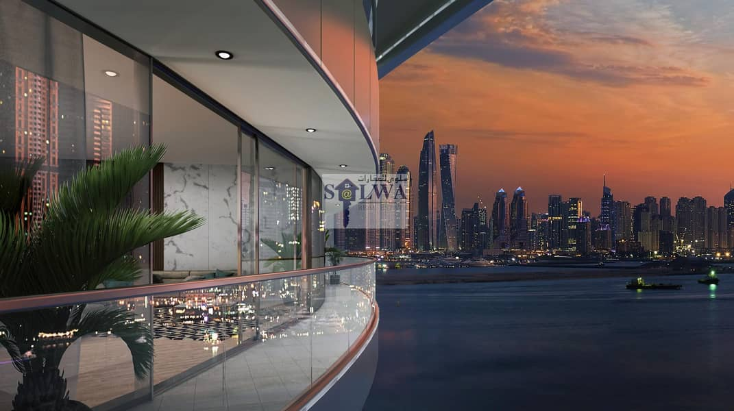 2 10% ROI |5 years NET | Lifestyle |  The Palm | Se7en Residence