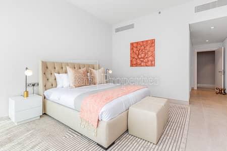 بنتهاوس 3 غرف نوم للبيع في نخلة جميرا، دبي - Charming Penthouse Comes Fully Furnished