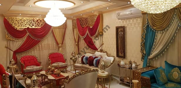 amazing villa for sale in ajman with furnished