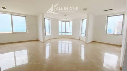 شقة 4 غرف نوم للايجار في منطقة الكورنيش، أبوظبي - Perfect Home With Perfect Space! 4BR in 3 Pays!