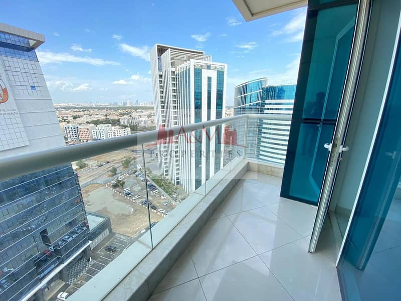 Amazing 3 Bedroom Apartment with Maids room and all Facilities in Al Nasr tower Abu dhabi