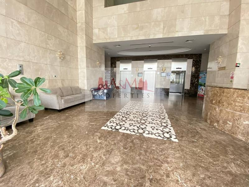 2 Amazing 3 Bedroom Apartment with Maids room and all Facilities in Al Nasr tower Abu dhabi