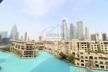 2Br+Study | Fountain & Burj View | Residences 7 | Rented