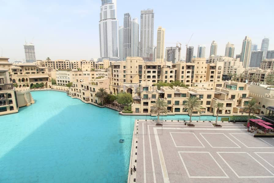 15 2Br+Study | Fountain & Burj View | Residences 7 | Rented