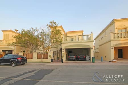 2 Bedroom Villa for Sale in Jumeirah Village Triangle (JVT), Dubai - 2 Bedroom | Close To Park | Sold Vacant